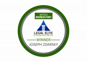 Legal Elite Joseph Zdarsky